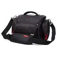 Фото сумка Canon EOS, протиударний чохол-сумка Кенон ( код: IBF046BR ), фото 1