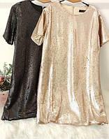 Платье нарядное с пайетками, фото 1