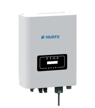 Солнечный гибридный инвертор Huayu 8 кВт для круглосуточного мониторинга потребления нагрузки, фото 2