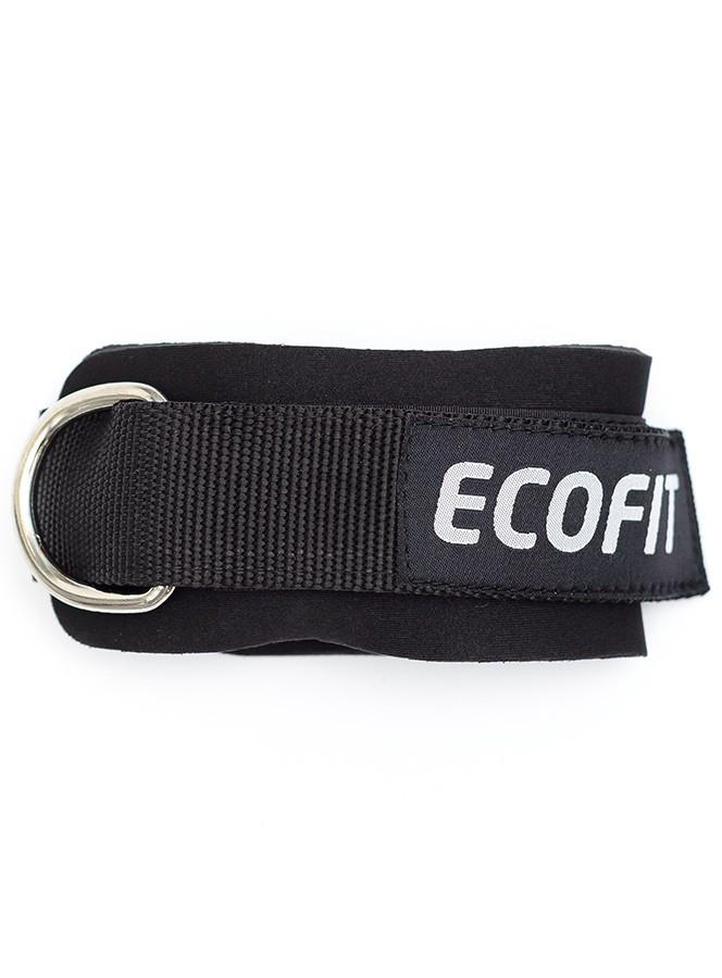 Манжет для тяги на ногу Ecofit MD5091  (терилен+SBR)пара
