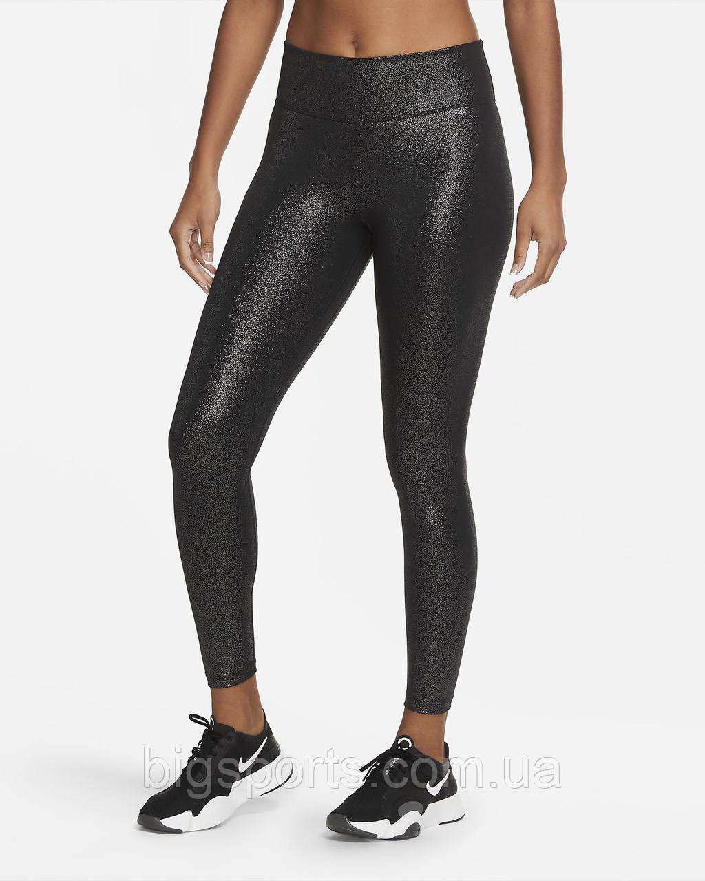 Лосины жен. Nike W One Tght 7/8 Pp1 Spark (арт. CU5952-010)