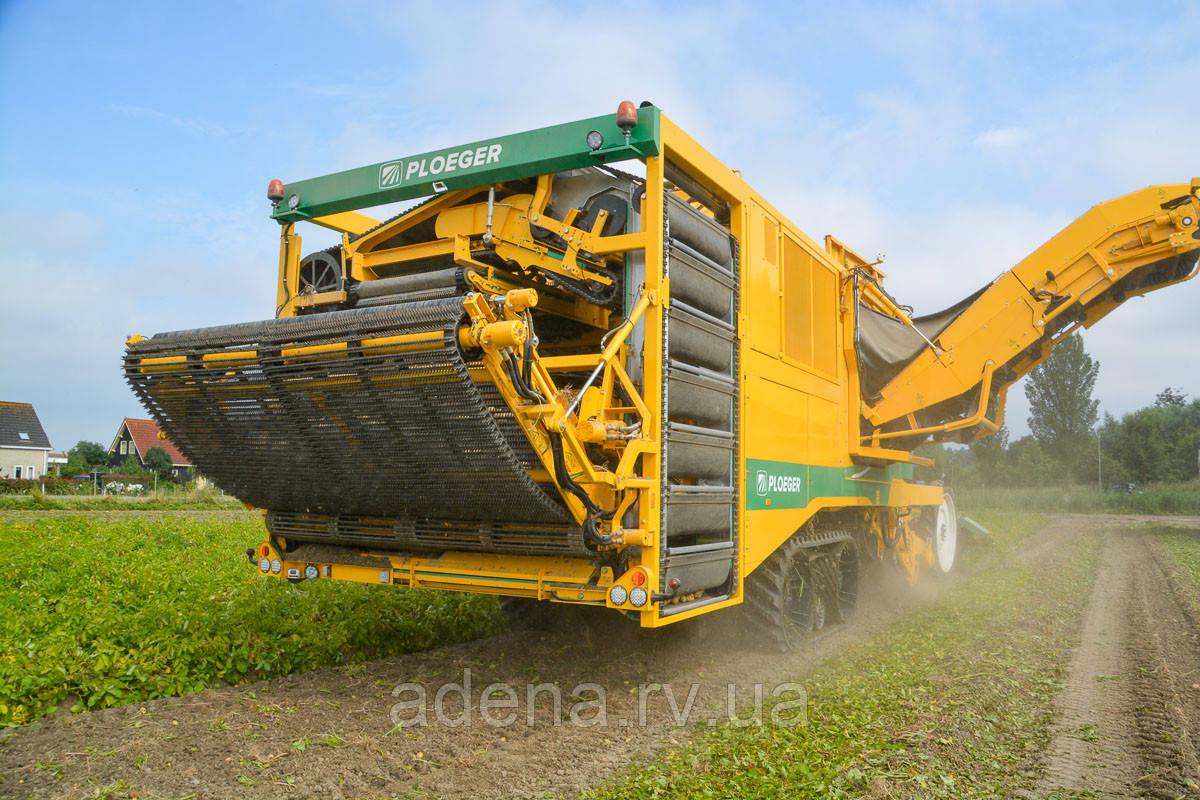 Транспортер для картофелеуборочного комбайна Ploeger
