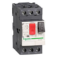 GV2ME22 Автомати захисту двигуна з механічним регулюванням 20-25А
