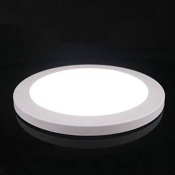 Светильник светодиодный Biom  18Вт 5000K накладной