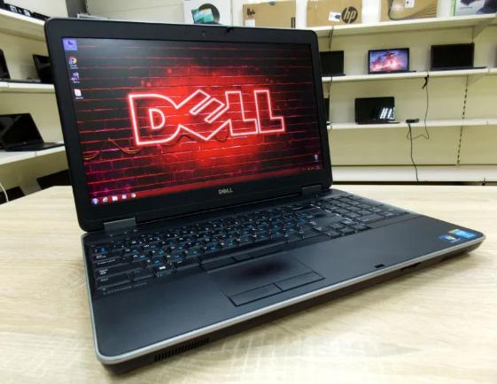 Игровой Ноутбук DELL E6540 + (Intel Core i7) + SSD 480 ГБ+ Гарантия
