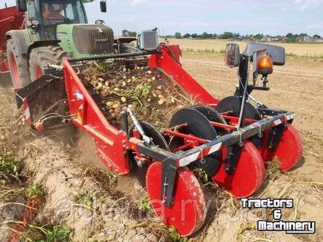 Транспортер для картофелеуборочного комбайна Tolmac