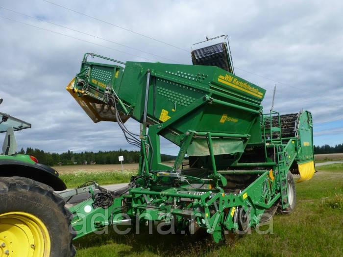 Транспортер для картофелеуборочного комбайна WM Kartoffeltechnik