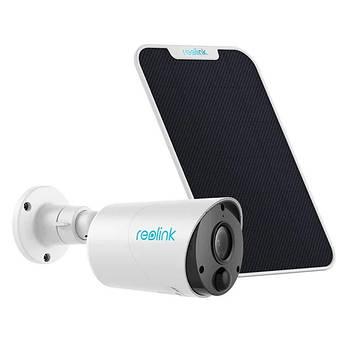 Беспроводная видеокамера видеонаблюдения + солнечная батарея Reolink Argus Eco