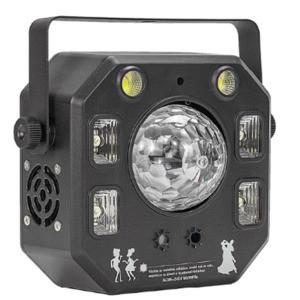 Світловий LED ефект 4-в-1 - MINI FX 4 FLOWER