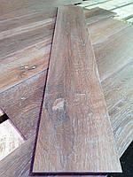 Бесшовная Плитка для Пола под Дерево с Сучками с Корой Avorio ВT 161х985мм Керамогранит напольный под ламинат, фото 1