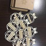 Шарики деревянные новогодние в наборе, фото 2