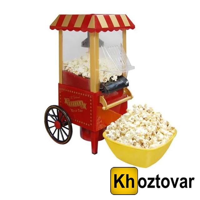 Аппарат для приготовления попкорна Retro WM-26/TM-112   Попкорница