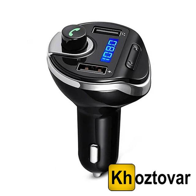 ФМ-трансмітер T20 | Bluetooth | MP3