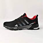 Мужские Кроссовки Adidas Fast Marathon Чёрные Адидас (размеры: 41,44) Видео Обзор, фото 6