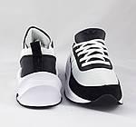 Кроссовки Adidas $harks Мужские Адидас Бело - Чёрные Акула (размеры: 41,42,,44) Видео Обзор, фото 6