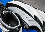 Кроссовки Adidas $harks Мужские Адидас Бело - Чёрные Акула (размеры: 41,42,,44) Видео Обзор, фото 7