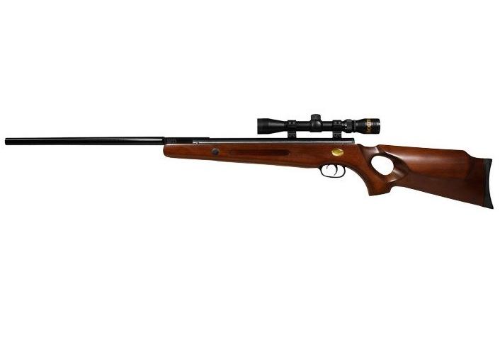 Винтовка пневматическая Beeman Bear Claw 330 м/с 4,5 мм , ОП 3-9х32