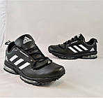 Кроссовки Adidas FastMarathon 2.0 Чёрные Мужские Адидас (размеры: 44) Видео Обзор, фото 2