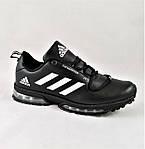 Кроссовки Adidas FastMarathon 2.0 Чёрные Мужские Адидас (размеры: 44) Видео Обзор, фото 3