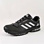 Кроссовки Adidas FastMarathon 2.0 Чёрные Мужские Адидас (размеры: 44) Видео Обзор, фото 4