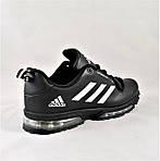 Кроссовки Adidas FastMarathon 2.0 Чёрные Мужские Адидас (размеры: 44) Видео Обзор, фото 5