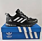 Кроссовки Adidas FastMarathon 2.0 Чёрные Мужские Адидас (размеры: 44) Видео Обзор, фото 8