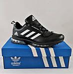 Кроссовки Adidas FastMarathon 2.0 Чёрные Мужские Адидас (размеры: 44) Видео Обзор, фото 9