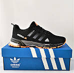 Кроссовки Adidas Fast Marathon Чёрные Мужские Адидас (размеры: 44) Видео Обзор, фото 2