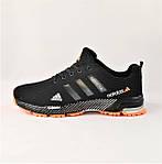 Кроссовки Adidas Fast Marathon Чёрные Мужские Адидас (размеры: 44) Видео Обзор, фото 6
