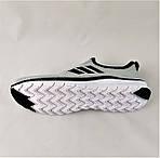 Кроссовки Adidas Сеточка Мужские Серые Летние Адидас Мокасины (размеры: 44,45) Видео Обзор, фото 3