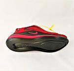 Кросівки N!ke Air Max 720 Червоні з Чорним Чоловічі Найк (розміри: 42,43,44,45) Відео Огляд, фото 4