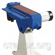 Metallkraft MBSM 150-200-2 ленточно-шлифовальный станок по металлу верстат, фото 2