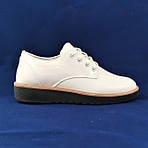Женские Туфли Белые Лаковые Кроссовки Слипоны Мокасины (размеры: 37,38,39,40,41), фото 3