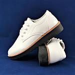 Женские Туфли Белые Лаковые Кроссовки Слипоны Мокасины (размеры: 37,38,39,40,41), фото 7
