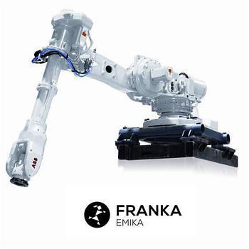 Промышленные роботы Franka Emika