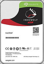 HDD SATA 3.0 TB Seagate IronWolf NAS 5900rpm 64MB (ST3000VN007)