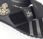 Мужские Шлёпанцы Тапочки ADIDAS Сланцы Вьетнамки Адидас Чёрные (размеры: 41,44), фото 6