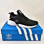 Кроссовки Мужские Adidas Alphabounce Чёрные Адидас (размеры: 44) Видео Обзор, фото 8