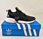 Кроссовки Мужские Adidas Alphabounce Чёрные Адидас (размеры: 44) Видео Обзор, фото 10