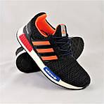 Кроссовки Adidas Мужские Адидас Синие (размеры: 40,41,42,43,44) Видео Обзор, фото 2