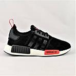 Кроссовки Adidas Boost Чёрные Мужские Адидас (размеры: 40,41,43,44) Видео Обзор, фото 2