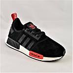 Кроссовки Adidas Boost Чёрные Мужские Адидас (размеры: 40,41,43,44) Видео Обзор, фото 4