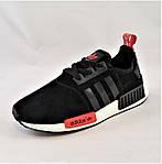Кроссовки Adidas Boost Чёрные Мужские Адидас (размеры: 40,41,43,44) Видео Обзор, фото 5