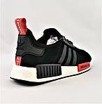 Кроссовки Adidas Boost Чёрные Мужские Адидас (размеры: 40,41,43,44) Видео Обзор, фото 6