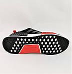 Кроссовки Adidas Boost Чёрные Мужские Адидас (размеры: 40,41,43,44) Видео Обзор, фото 8