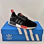Кроссовки Adidas Boost Чёрные Мужские Адидас (размеры: 40,41,43,44) Видео Обзор, фото 10