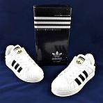 Кроссовки Adidas Superstar Белые Адидас Суперстар (размеры: 41,42,43,45) Видео Обзор, фото 8