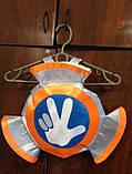 Дитячий карнавальний костюм фиксик нулик і рюкзак-помогатор, фото 2