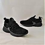 Кроссовки Мужские Adidas Alphabounce Чёрные Адидас (размеры: 44) Видео Обзор, фото 3