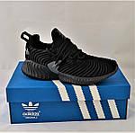 Кроссовки Мужские Adidas Alphabounce Чёрные Адидас (размеры: 44) Видео Обзор, фото 9